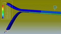 آموزش شبیهسازی فرایند جدایش در لایههای کامپوزیتها در ABAQUS
