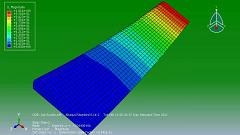 آموزش شبیهسازی بال هواپیما و تحلیل کمانشی آن در ABAQUS