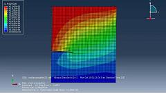 آموزش شبیهسازی رشد ترک دو بعدی به روش XFEM در ABAQUS
