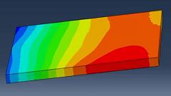 آموزش مدلسازی اندرکنش خاک و فونداسیون گسترده در نرم افزار ABAQUS