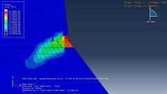 آموزش تحلیل زلزله سد بتنی در ABAQUS